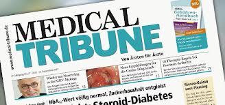 Die Medical Tribune ist auch in Deutschland unter den Top-Titeln zu finden