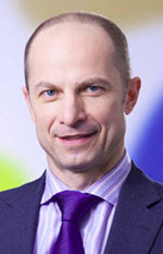 Dr. Roman Gamerith,  Cluster Area Head bei GSK