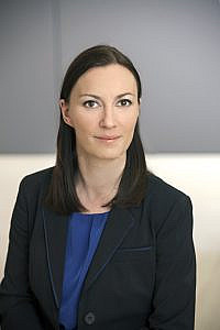Veronika Mikl, Public Affairs Director, Roche