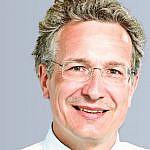 Univ. Prof. Dr. Thomas Pieber, Med-Uni Graz; Foto: Joanneum