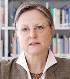 Dr. Claudia Wild, Leiterin  des LBI-HTA gibt sich betont  kritisch gegenüber Spnsoring  der ärztlichen Fortbidlung