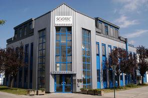 Firmensitz der Sciotec in Tulln