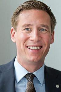 Manuel Reiberg, neuer handelsrechtlicher GM bei  Daiichi sankyo Austria
