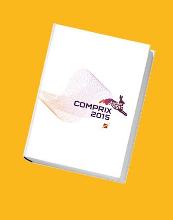 Das neue Comprix-Jahrbuch ist da