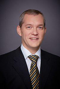 Dr. Alexander Barousch, neuer MD bei GSK Österreich