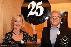 Beate und Michael Mehler feiern 25 Jahre Agentur