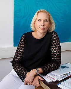 Elisabeth Pelzer, publicis, freut sich über Etatzuwachs von Merck