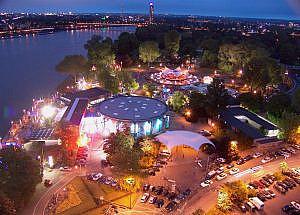 Der Comprix 2016 fand im Kölner Tanzbrunnen statt.