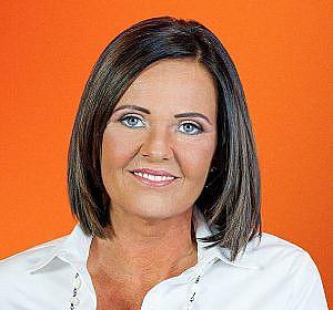 LENUS Pharma GrŸnderin und CEO Brigitte Annerl