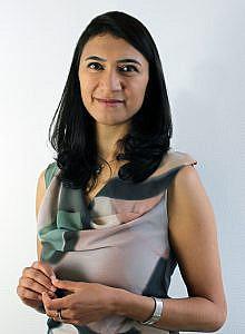 BILD zu OTS - Dr. Marieh Esmaeelpour