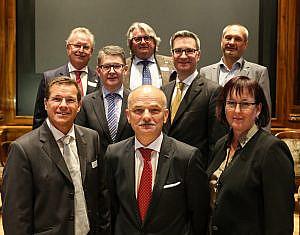 IGEPHA-Vorstand nach der Wiederwahl