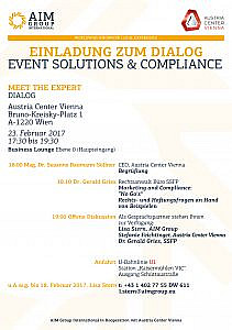 Programm Event Solution& compliance 1