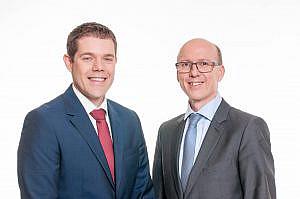 Zwei neue Gesichter bei Drehm Pharma: Swoboda und Mario Nagel