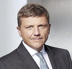 Fresenius CEO Stephan Sturm Credit: Fresenius