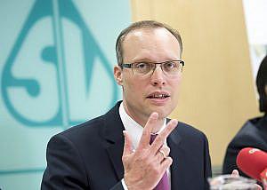 Dr. Alexander Biach, Hauptverbands-Vorsitzender