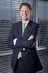 """Country President"" Ard van der Meij (c) Novartis"