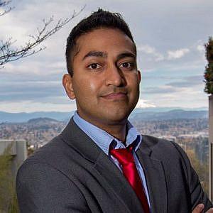 Studienautor Vinay Prasad