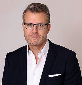 Georg Wager Vice President & Head of DACH-Region bei Clovis Oncology; © Katharina Schiffl