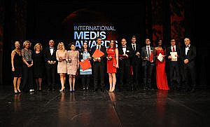 Die Preisträger des Medis Awards
