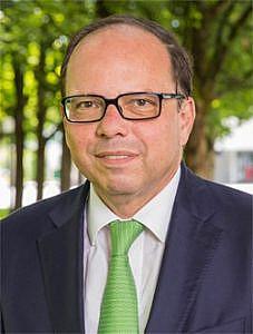 ÖÄK-Präsident Thomas Szekeres